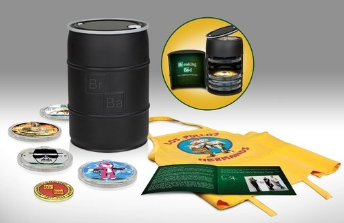 Breaking Bad: The Complete Series Box Set Revealed