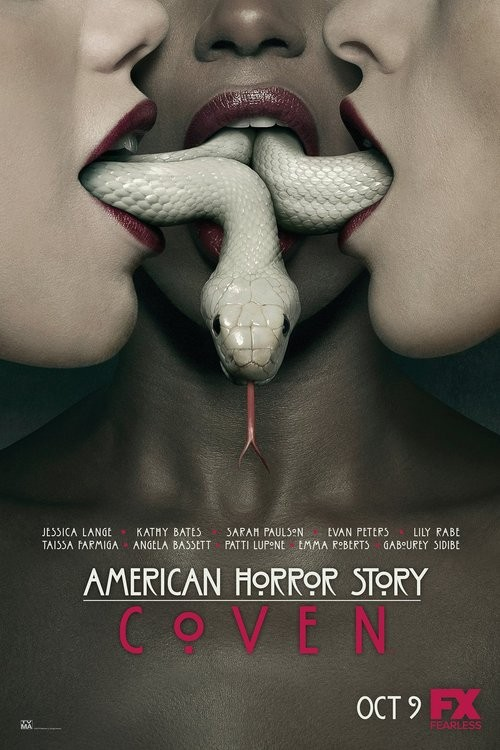 American Horror Story: Coven Releases New Trailer