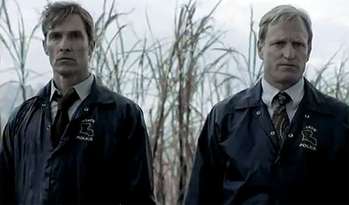 Matthew McConaughey And Woody Harrelson Are True Detectives