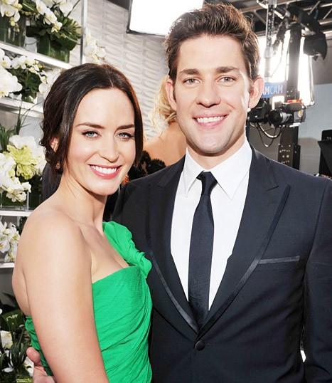 John Krasinksi and Emily Blunt Are Expecting Their First Child