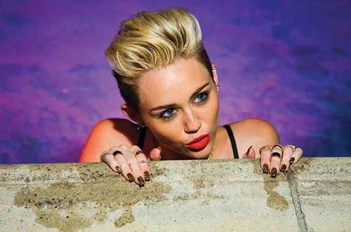 Miley Cyrus Adds Rapping To Her List Of Talents