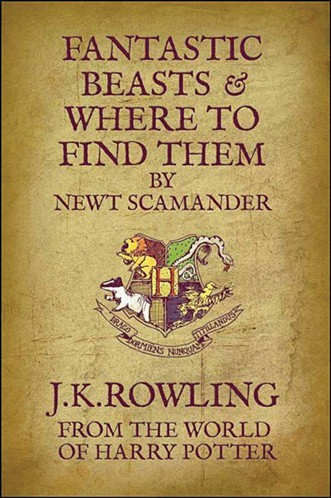 J.K. Rowling To Bring Fantastic Beasts To Life
