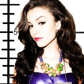 Cher Lloyd Has Given Up Her Diva Ways