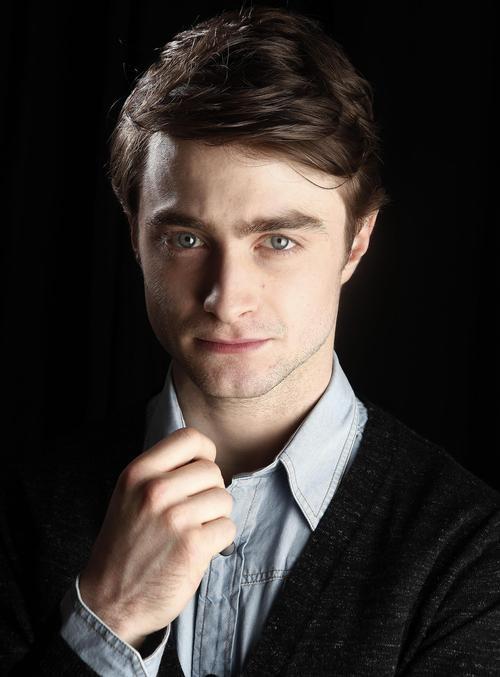 Daniel Radcliffe Says Nobody Wants Him As Christian Grey