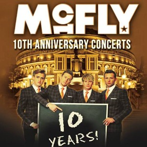 McFly To Stream Their 10th Anniversary Show Online