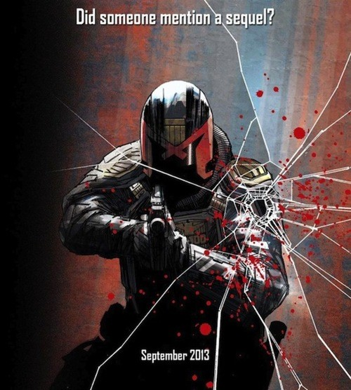 A Dredd Sequel Is In The Hands Of The Fans