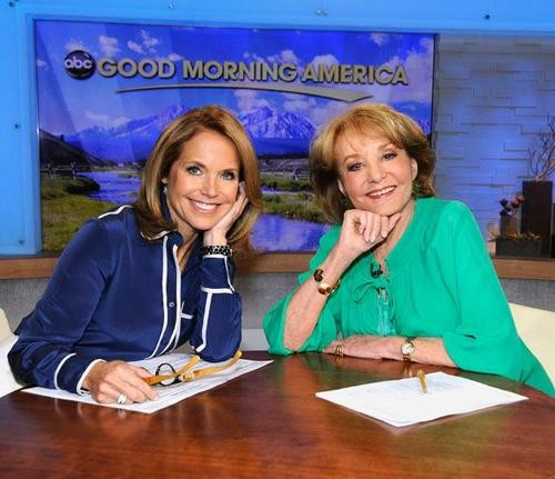 Is Katie Couric Replacing Barbara Walters On The View?