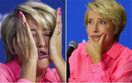 Emma Thompson Tells Off Young Snobby Actors About Their Behavior