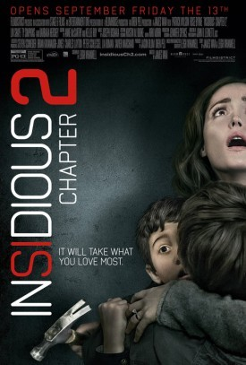 Its Diabolical: Insidious Chapter 2 Overtakes The Box Office