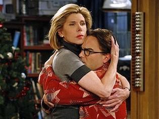 Christine Baranski Heads Back To Big Bang Theory For Motherly Love