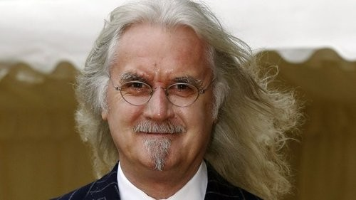 Billy Connolly Fights Prostate Cancer And Parkinson's Disease