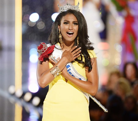 Nina Davuluri Wins The Miss America Crown And Makes History