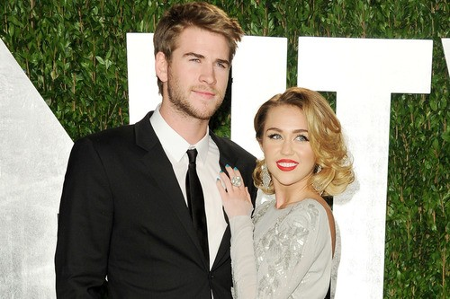 It's Official: The Engagement Is Off For Miley And Liam
