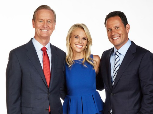 Hasselbeck Finds New Home With Her Fox Friends