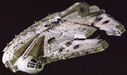 The Millennium Falcon To Fly Again In Star Wars: Episode VII