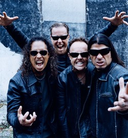 Metallica Through The Never: Third Trailer Released