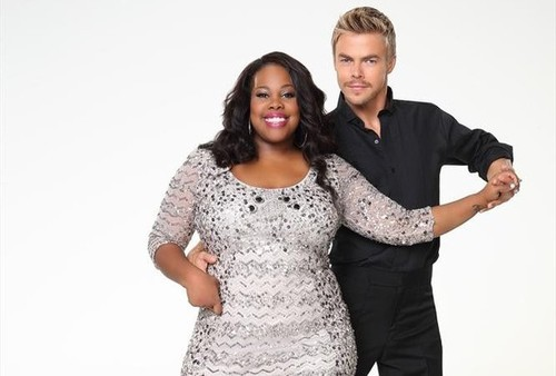 Amber Riley Reveals What She Hopes To Achieve On DWTS