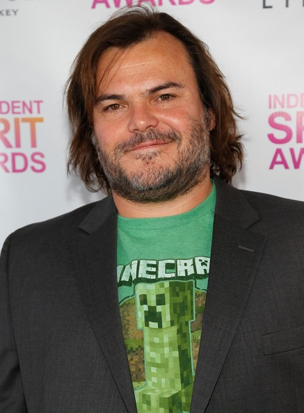 Jack Black Looking to Give You Goosebumps