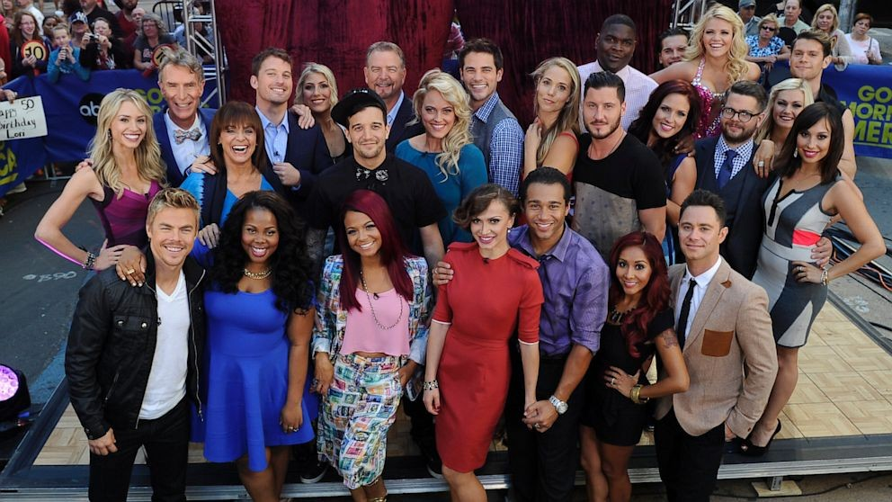 It Was A Night Of Firsts On The Opening Episode Of This Season's Dancing With The Stars