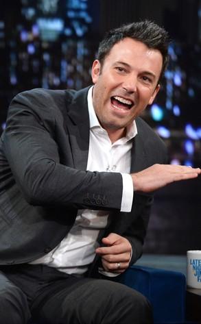 Ben Affleck Not Worried About Batman Backlash