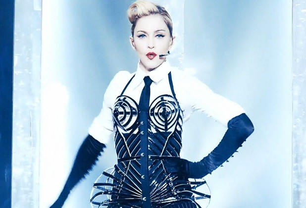 Could There Be A New Madonna Album In The Works?