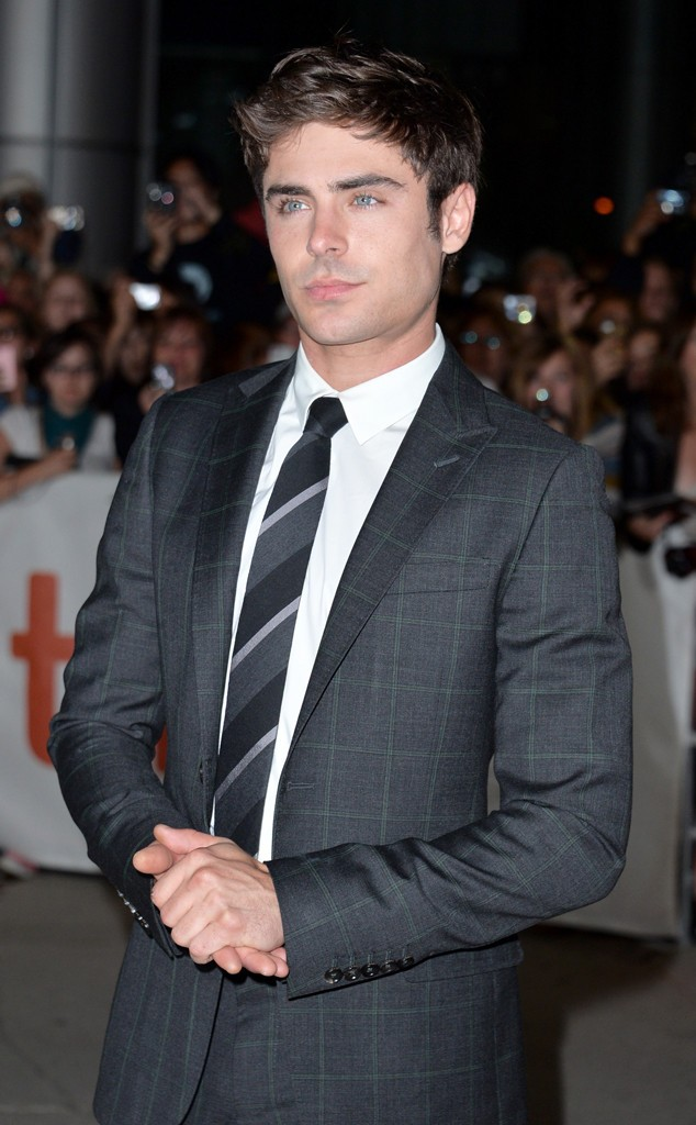 Zac Efron Is Happy And Healthy After Stint In Rehab