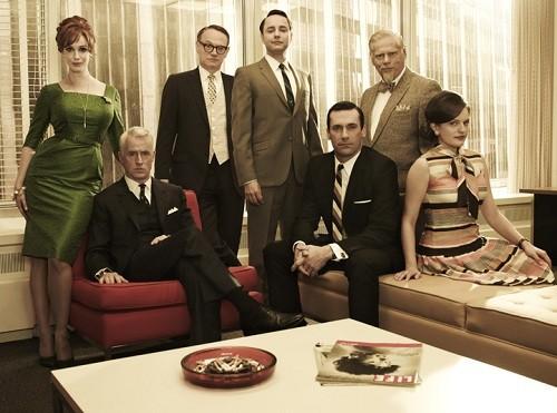 AMC Announces Split Season To End Mad Men