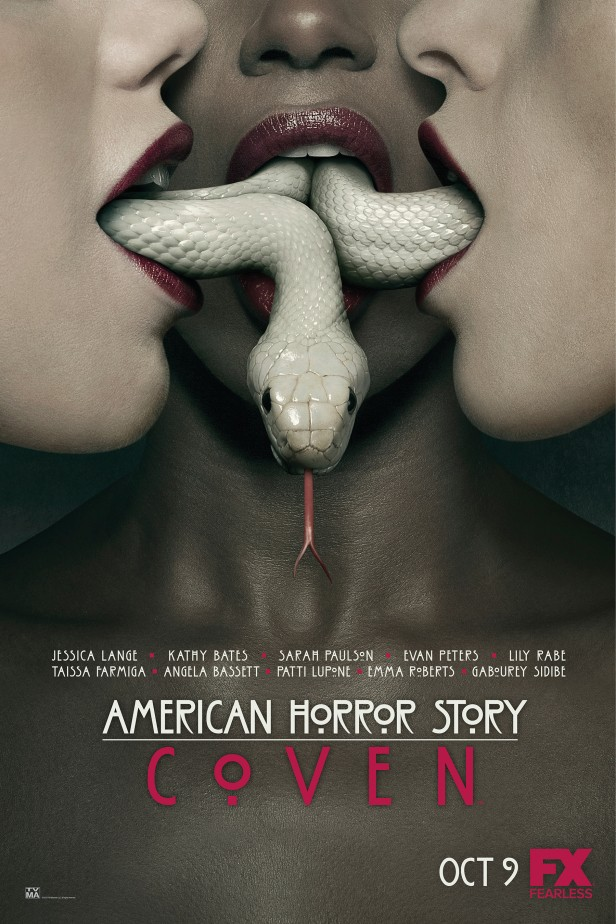 Slithery New Promo For American Horror Story: Coven Is Released