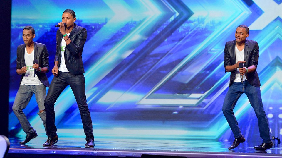 X Factor Auditions Continue To The Sounds Of Motown And Rock 'N Roll