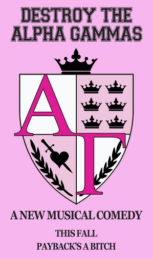 Destroy the Alpha Gammas: Are You Calling Me Aniston?