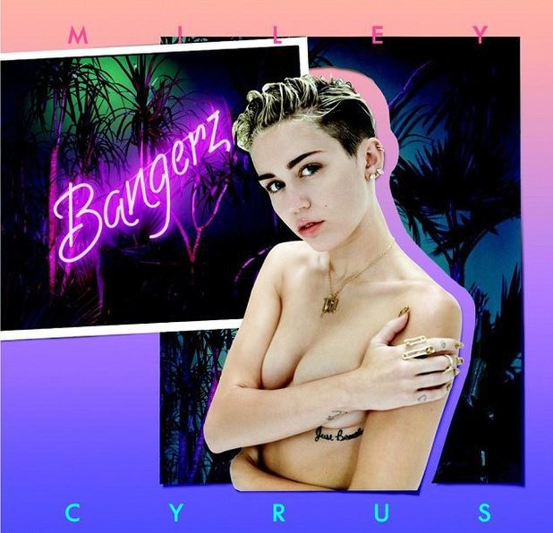 Miley Cyrus Releases Four Alternative Album Covers For Bangerz