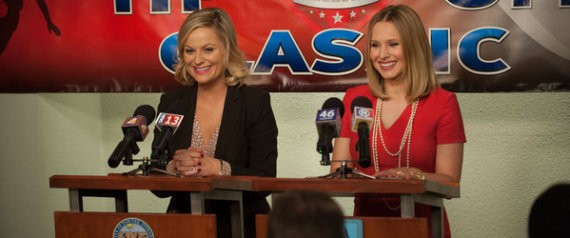 Kristen Bell To Be Snooty New Blonde On Parks And Recreation