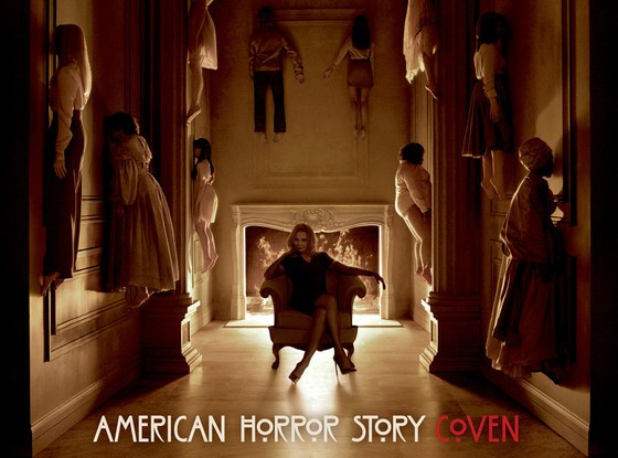 Beware Of The Flinging Witches In The Newest American Horror Story: Coven Trailer