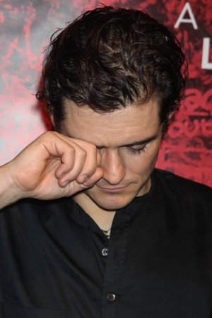 Orlando Bloom Marks Broadway Debut with Critical Acclaim and Tears