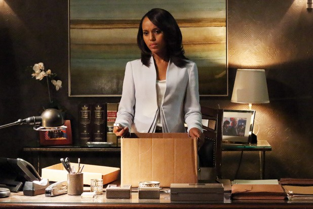 Kerry Washington Praises Scandal's Cast Diversity