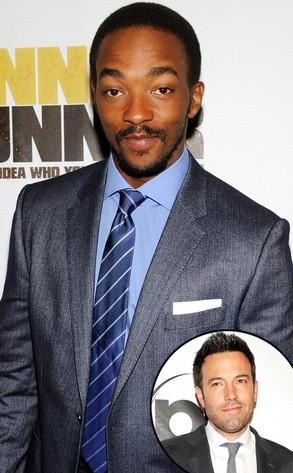 Anthony Mackie Defends Ben Affleck Casting As Batman