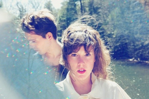 Purity Ring's Corin Riddick Talks 'Applause' Remix