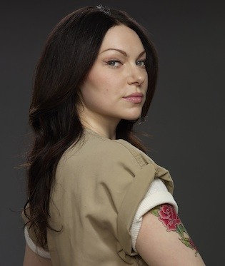 Actress Laura Prepon Can't Wait For New Season Of Orange Is The New Black