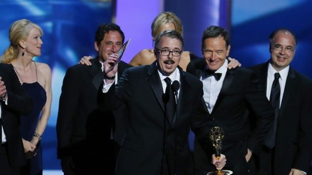 Breaking Bad Finally Takes Out Outstanding Drama at 65th Emmy Awards
