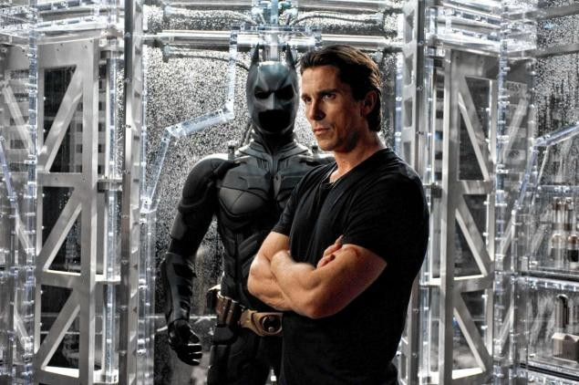 Christian Bale Used a Hand-Me-Down Batsuit For The Dark Night Audition