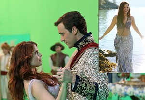 Land Ahoy: Check Out Ariel In Her Once Upon A Time Debut