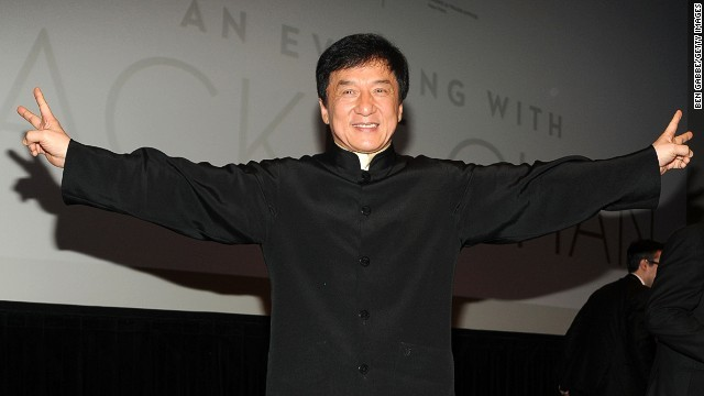 A Jackie Chan Theme Park: No Seriously It's Happening