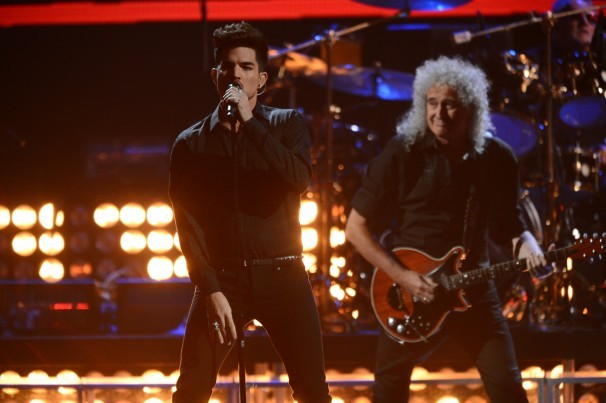 Nate Ruess, Adam Lambert And Queen Rock iHeartRadio