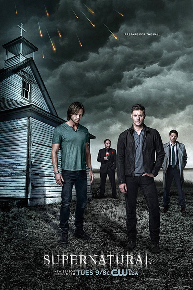 The CW Releases Eery New Promo For Supernatural Season Nine