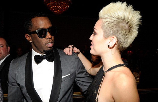 Diddy Blasts Miley's Twerk Game