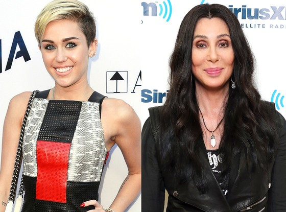 Cher Surprises With A Miley Cyrus Cover Song For New Album