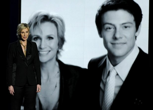 Jane Lynch Opens Up About Memorializing Cory Monteith At The Emmys