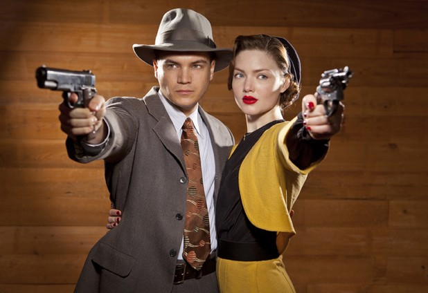 A&E Show Us Their New Bonnie & Clyde With New Trailer
