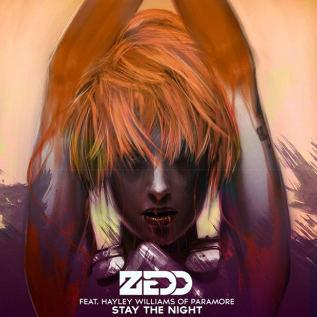 Paramore's Hayley Williams Joins  Zedd For Stay The Night Video