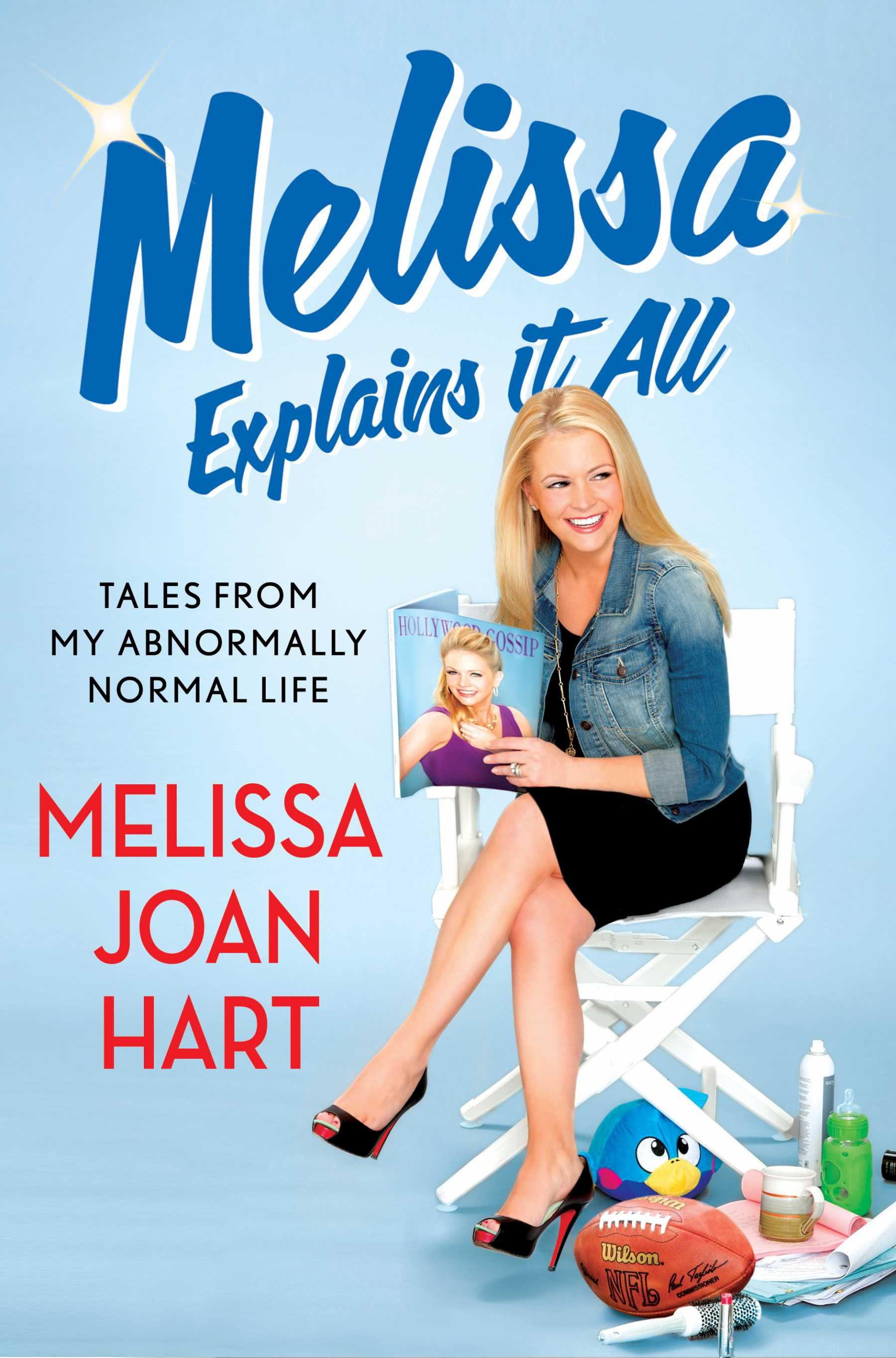 Melissa Joan Hart Confesses Drug Past In Her Tell-All Book